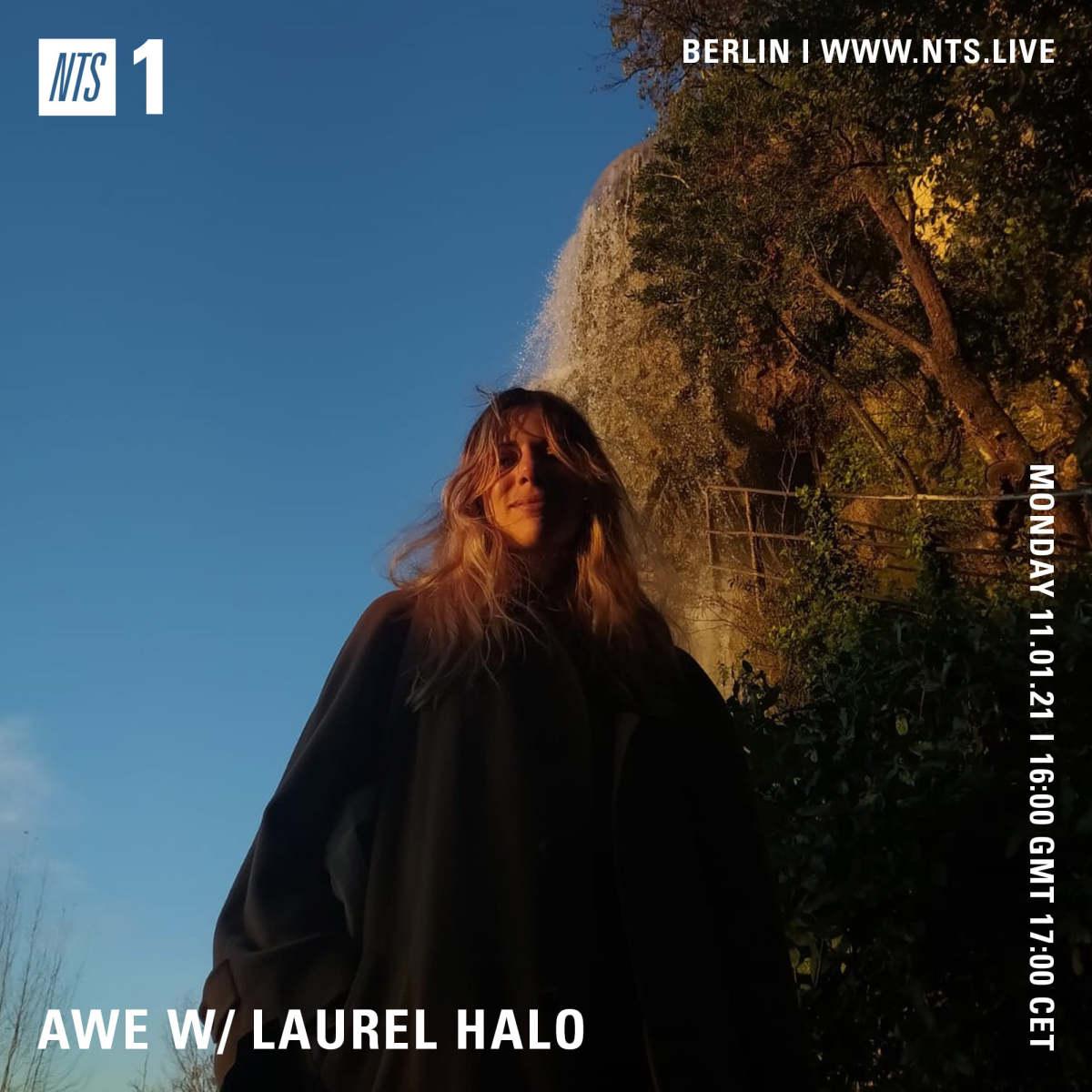Laurel Halo Awe NTS