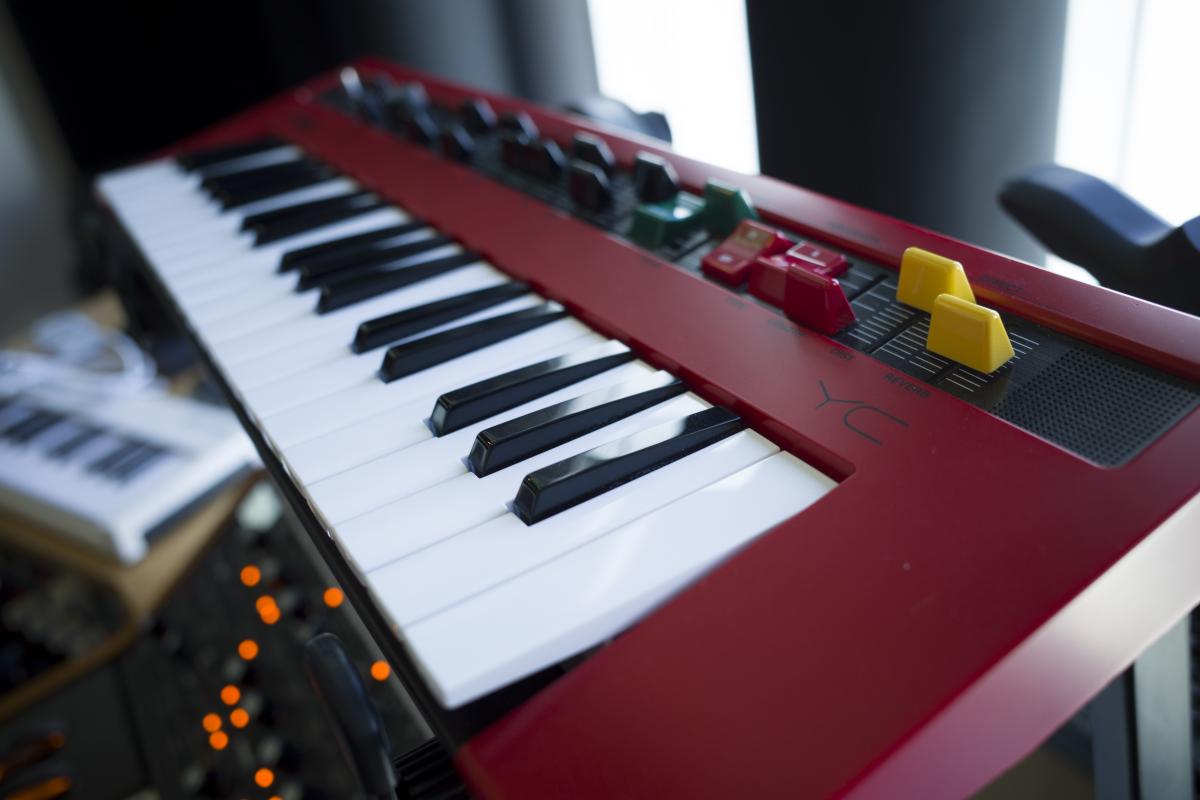 Tchami Yamaha Organ
