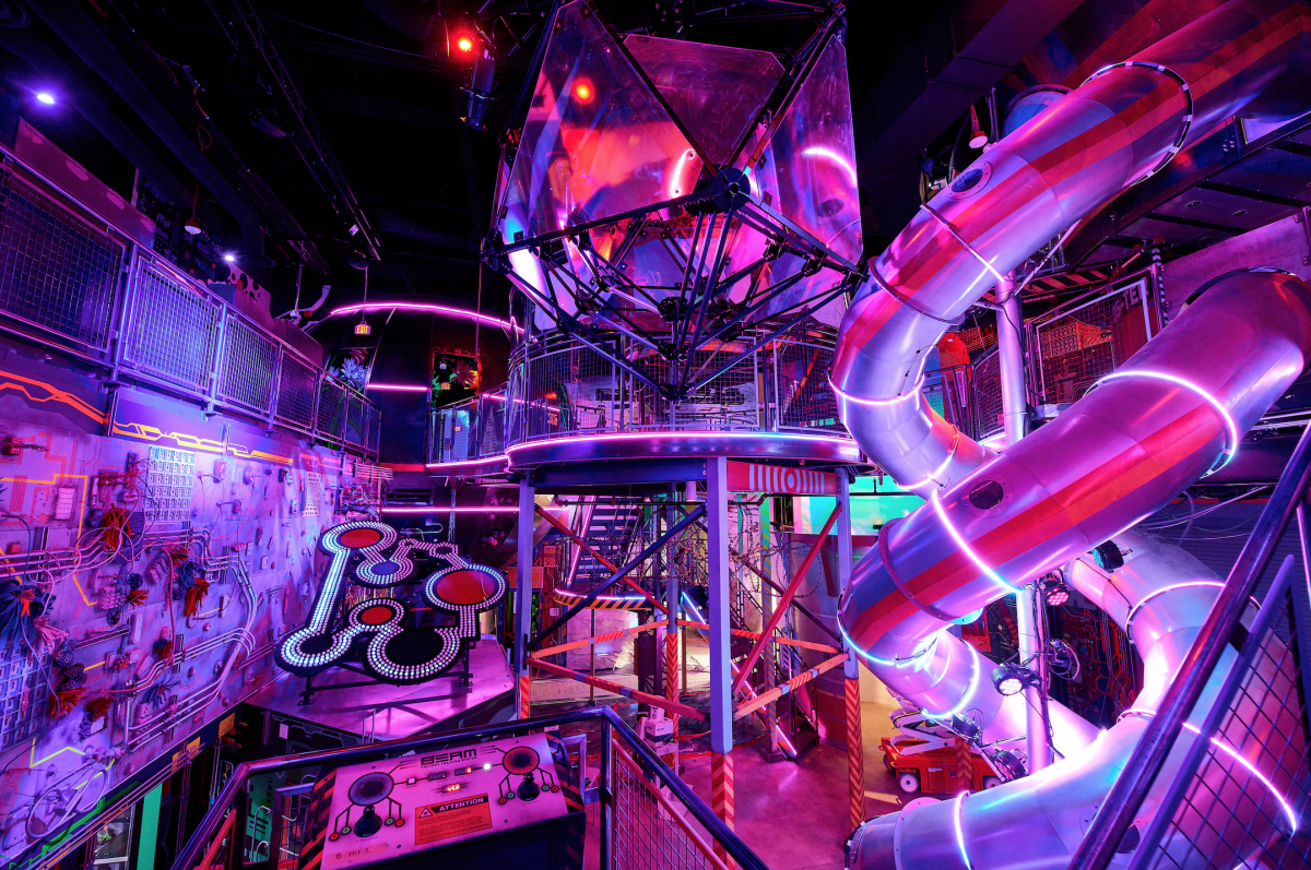 Omega Mart Meow Wolf