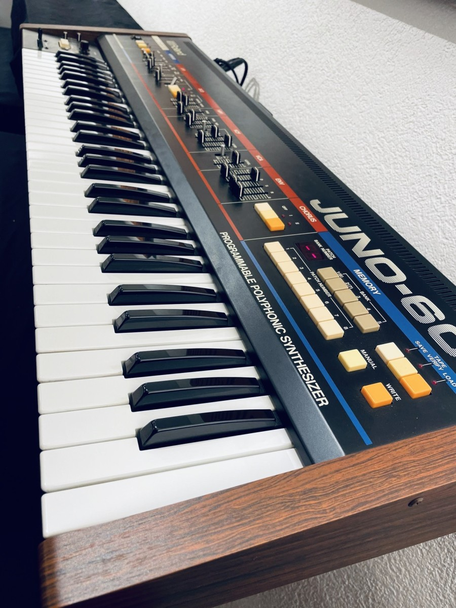 Juno-60 Synth