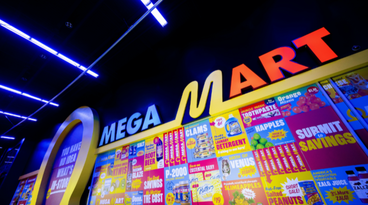 Meow Wolf Omega Mart