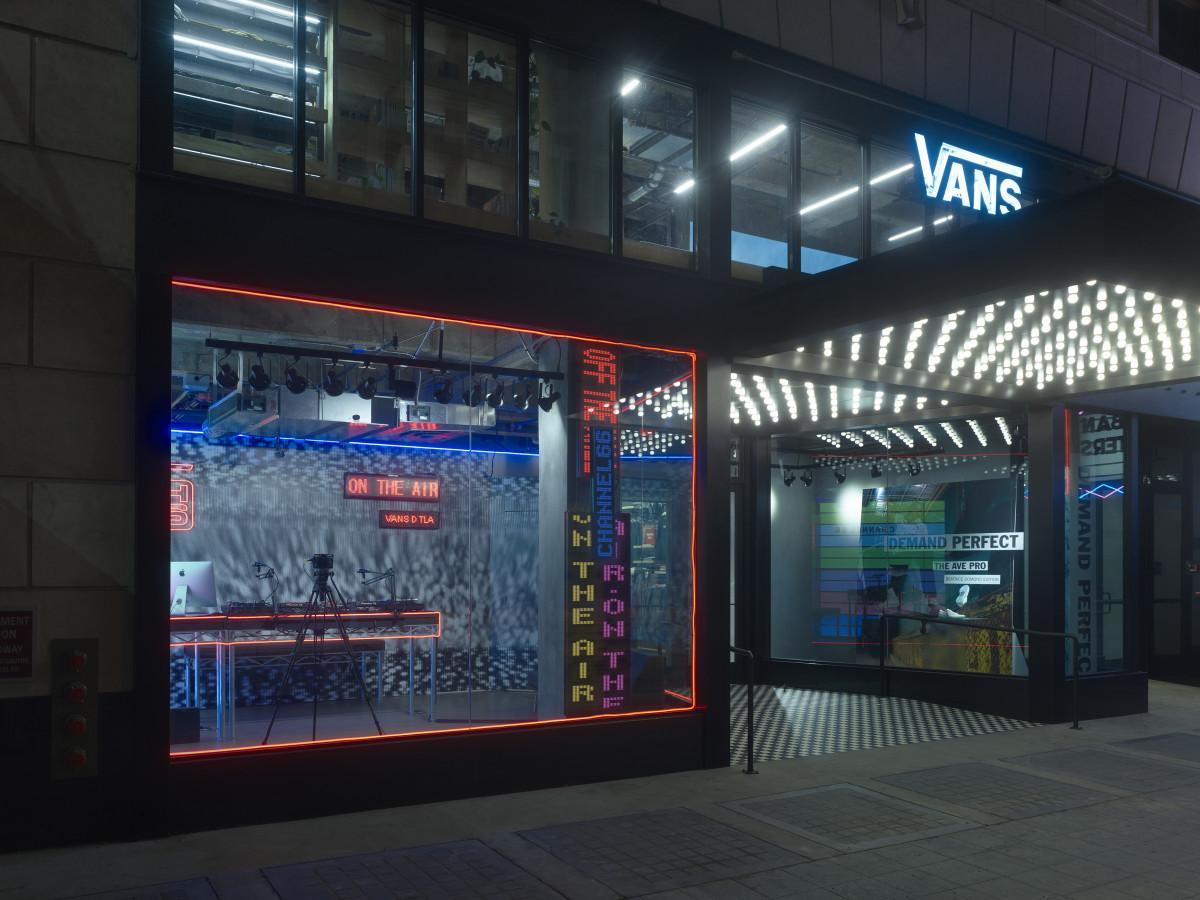 Vans Channel 66 DTLA Location