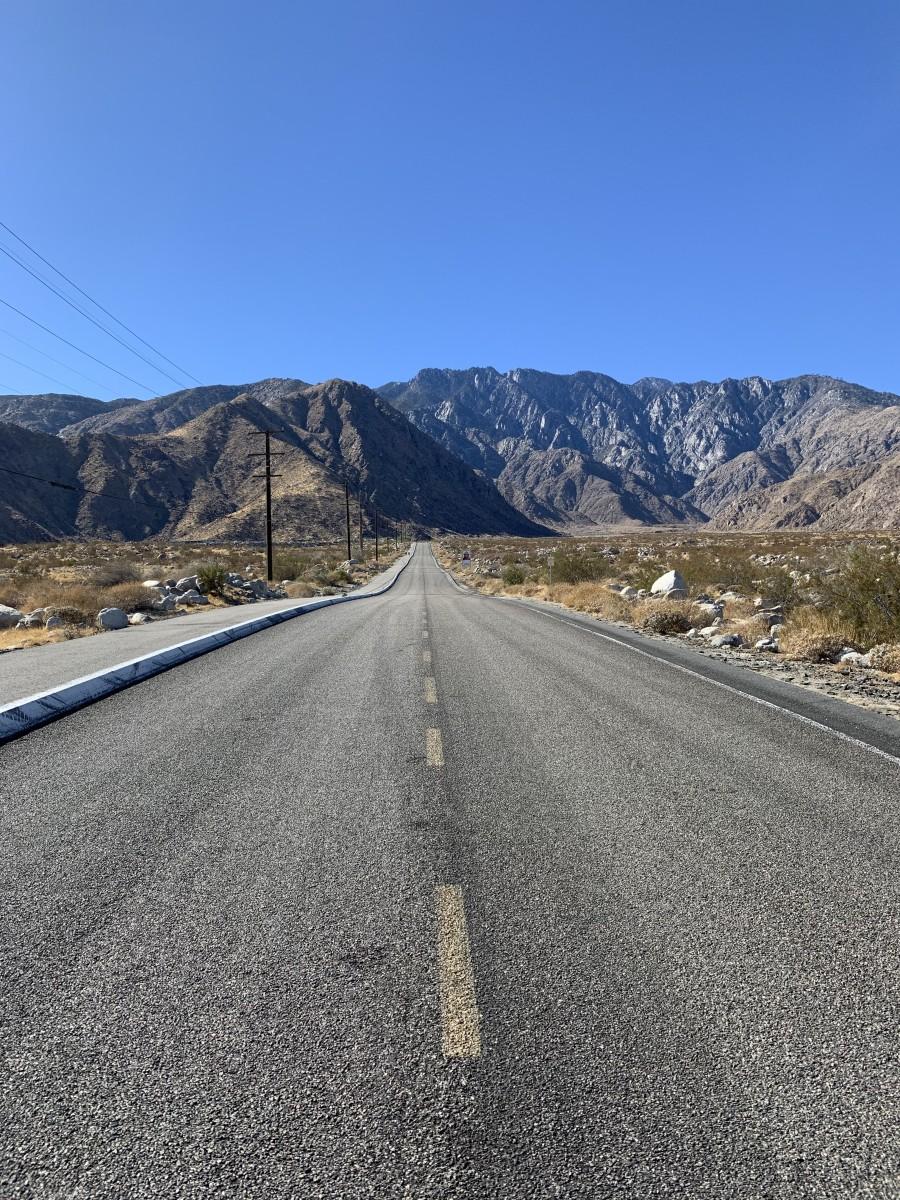 Palm Springs CV Link - Tramway Park