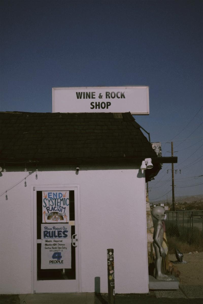 Wine & Rock Shop