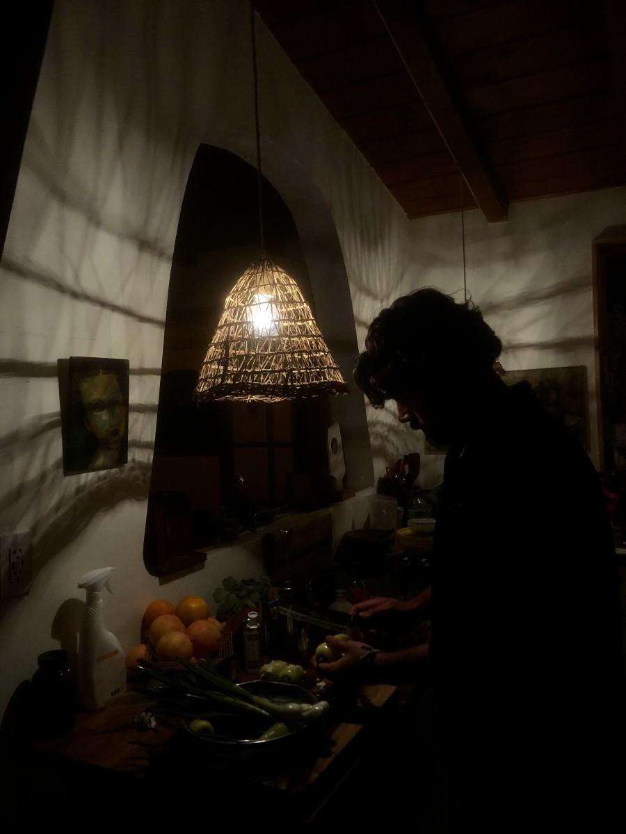 Merchant House Kitchen