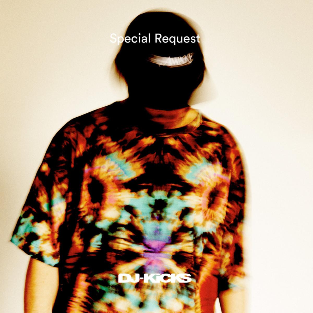Special Request DJ-Kicks Cover