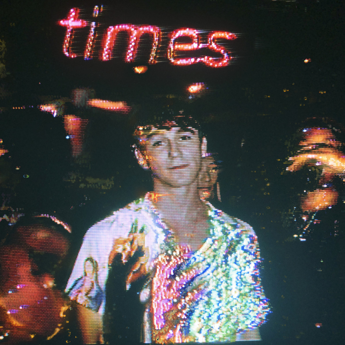 SG Lewis Times Cover Art