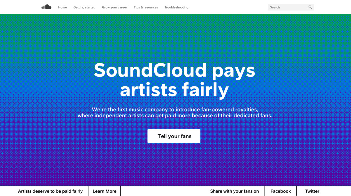 "SoundCloud Launching ""Fan-Powered"" Streaming Payouts For 100,000  Independent Artists - Magnetic Magazine"