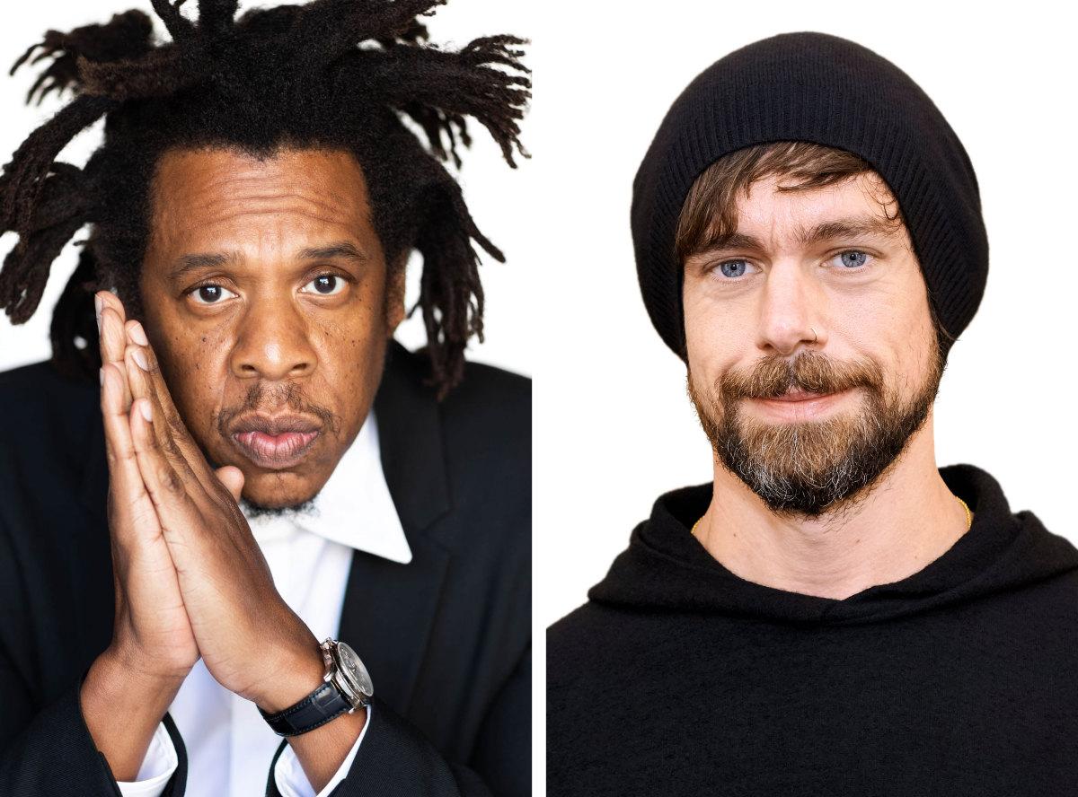Jay-Z & Jack Dorsey