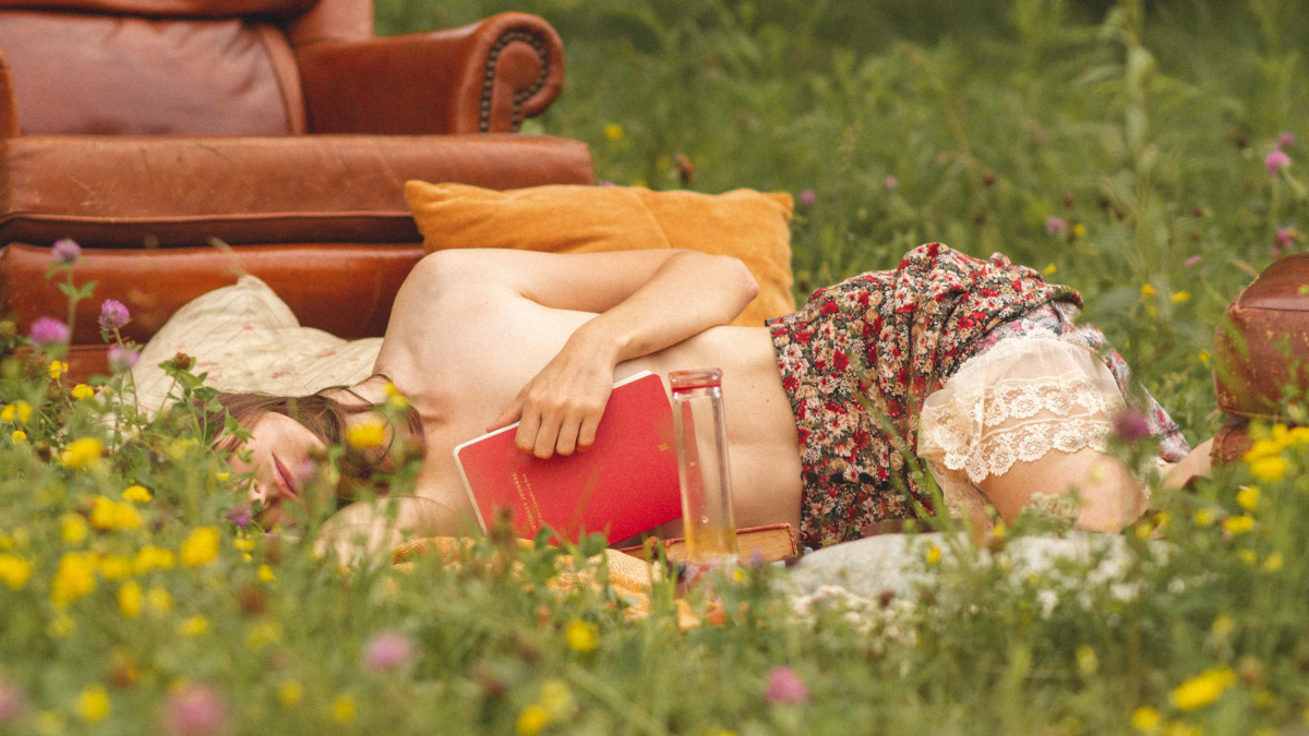 Intimacy Journal Photo