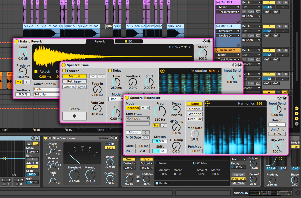 Ableton Live 11 Point Blank