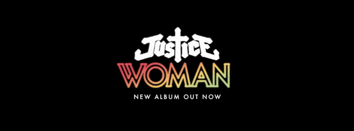 Justice Woman logo
