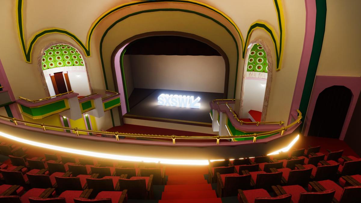 SXSW Online XR - Paramount Theatre,