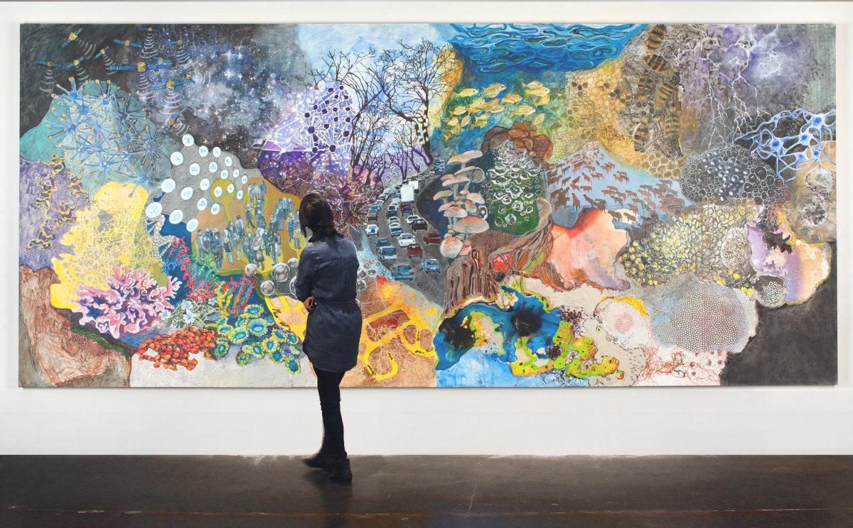 Overview Art Richelle Gribble