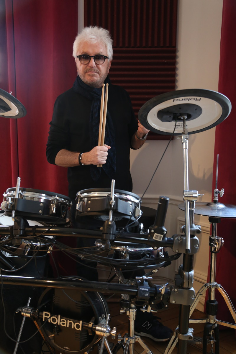 Cerrone Roland Drums