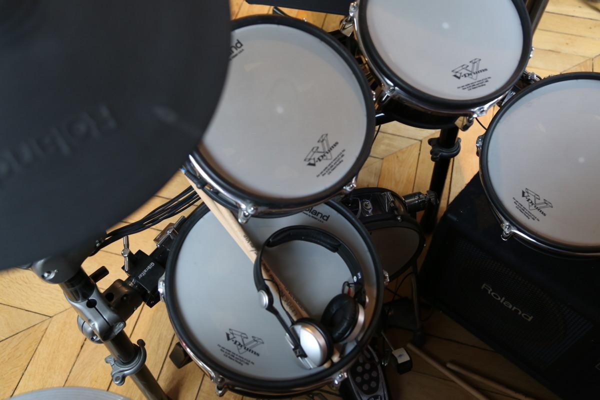 Cerrone Roland V-Drums