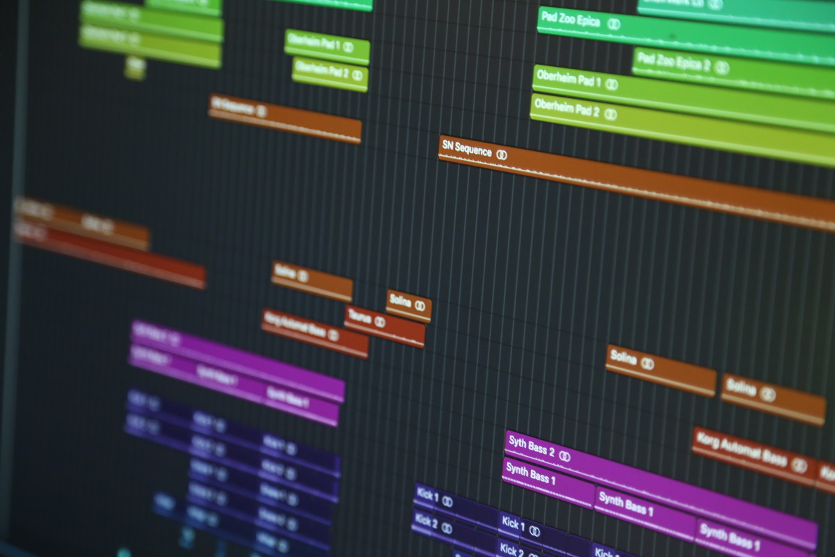 Cerrone Logic Pro DAW Computer