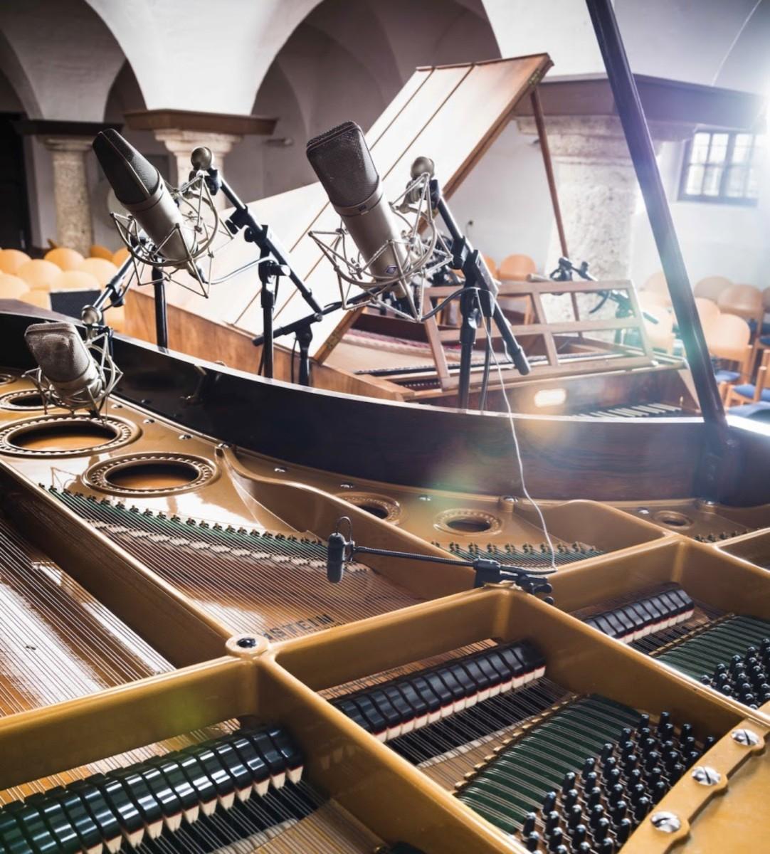Bechstein Concert Grand Piano Schloss Kremsegg