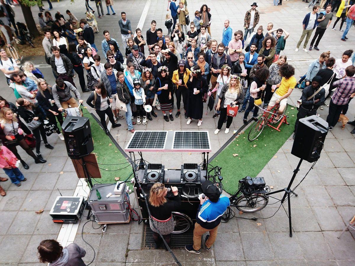SolarSoundSystem Paris