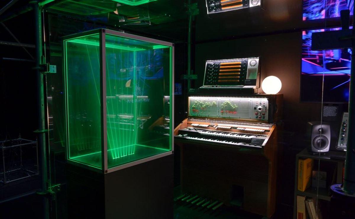Jean-Michel Jarre Recreated Studio