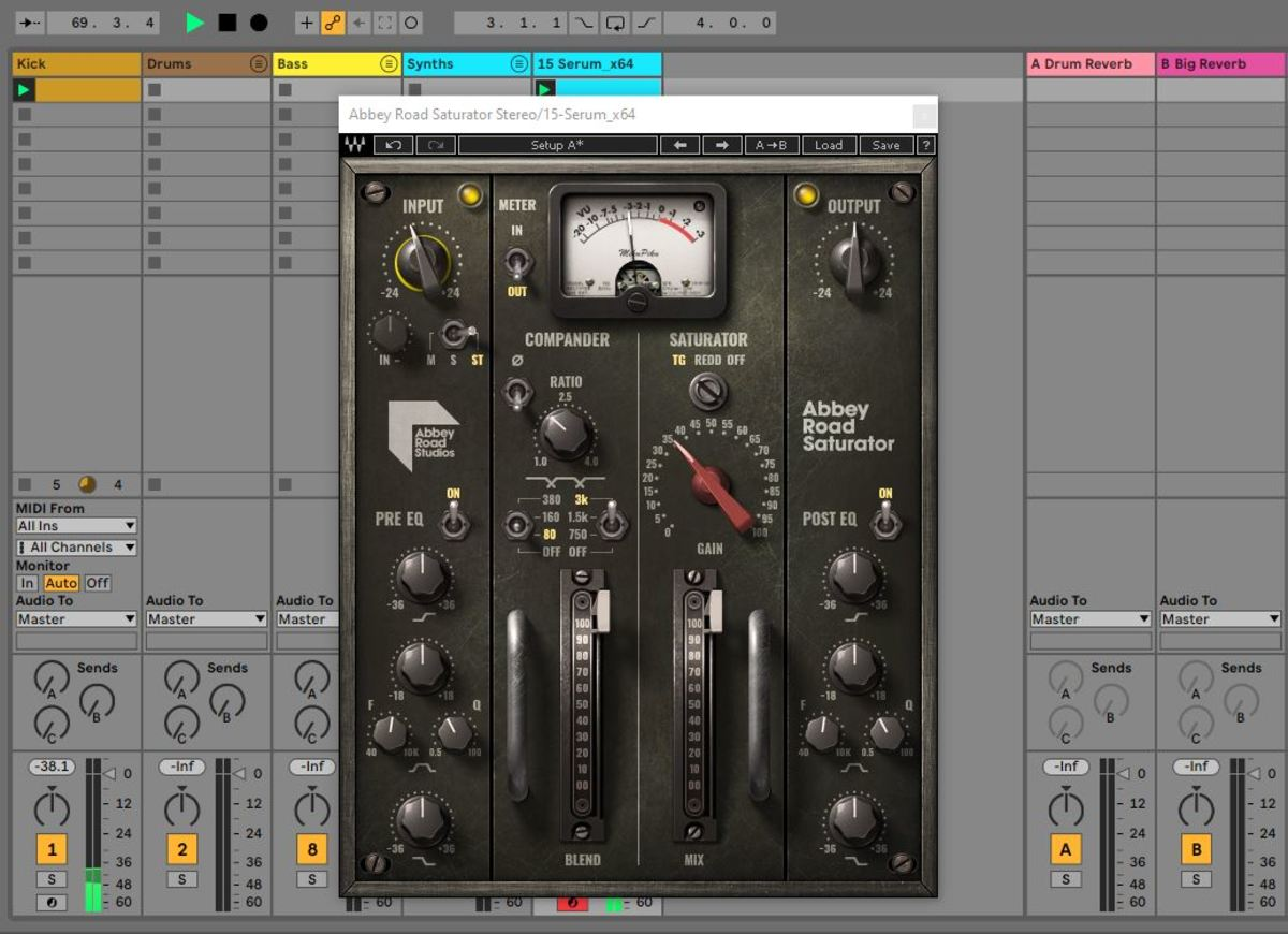 Abbey Road Saturator by Waves