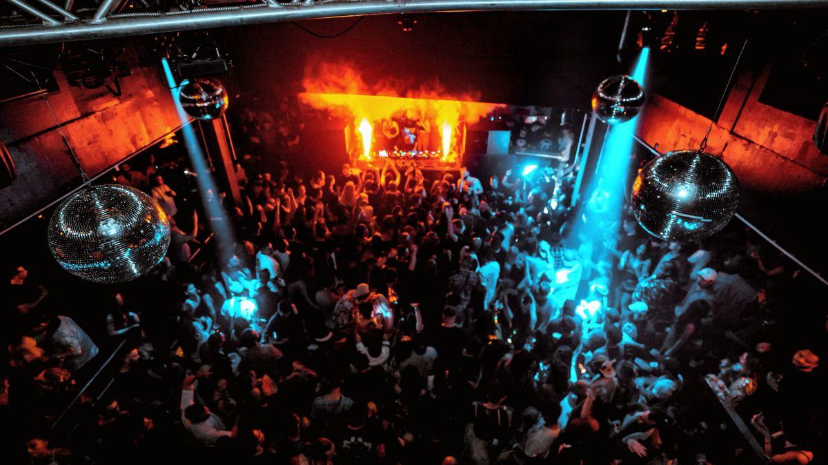 Spin Nightclub Will Clarke