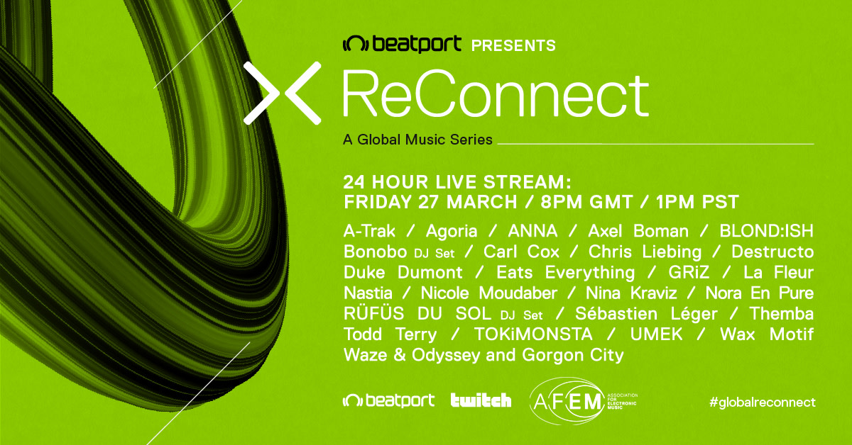 Beatport 2020 Live Stream