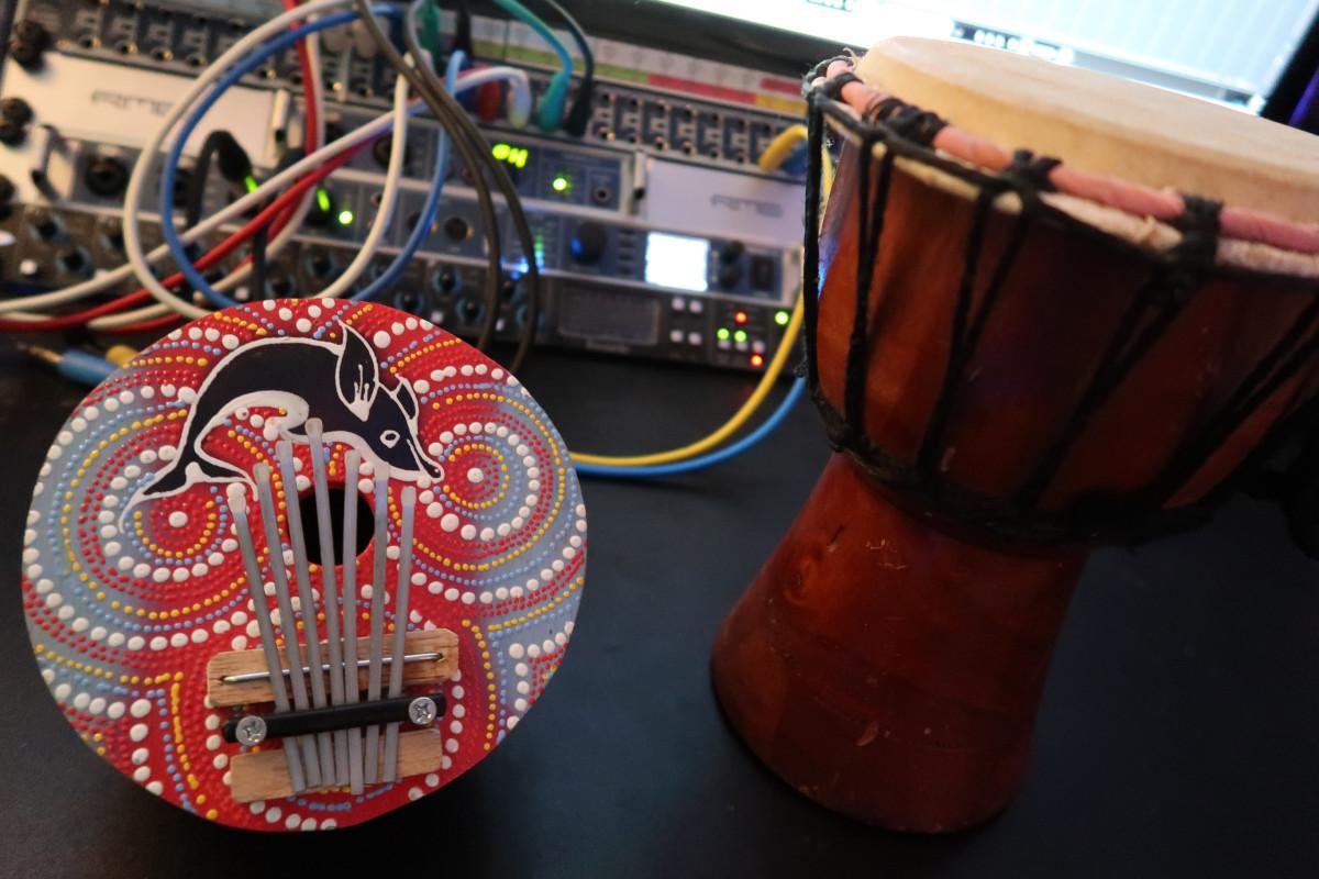 Phaeleh Percussion Drums
