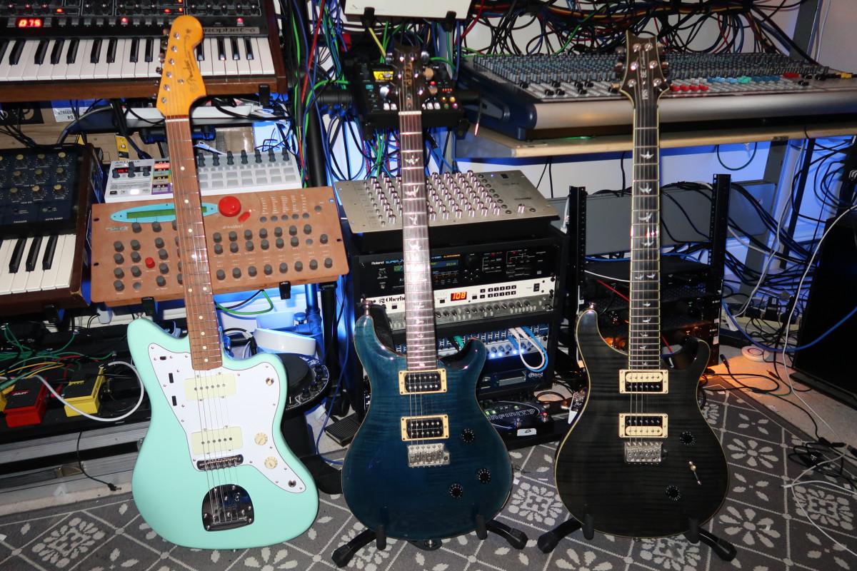 Phaeleh Guitars