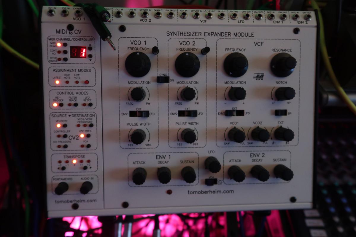 Phaeleh SEM 1 Synth