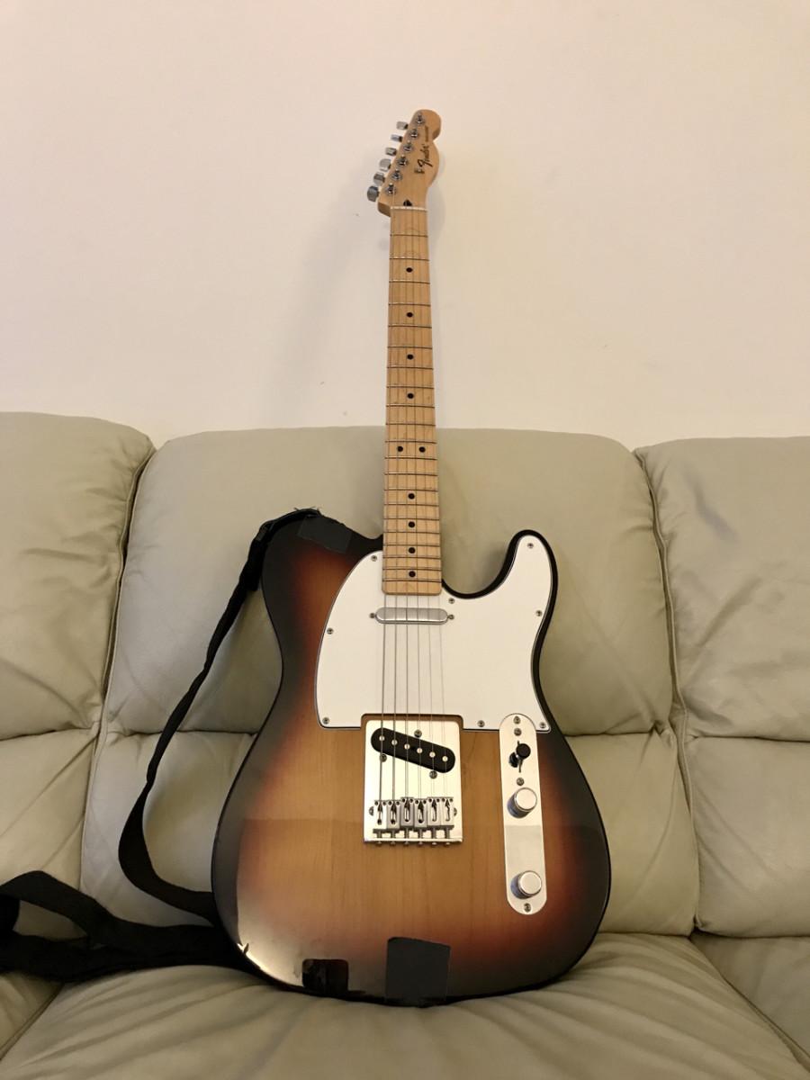 MIM Fender Standard Telecaster