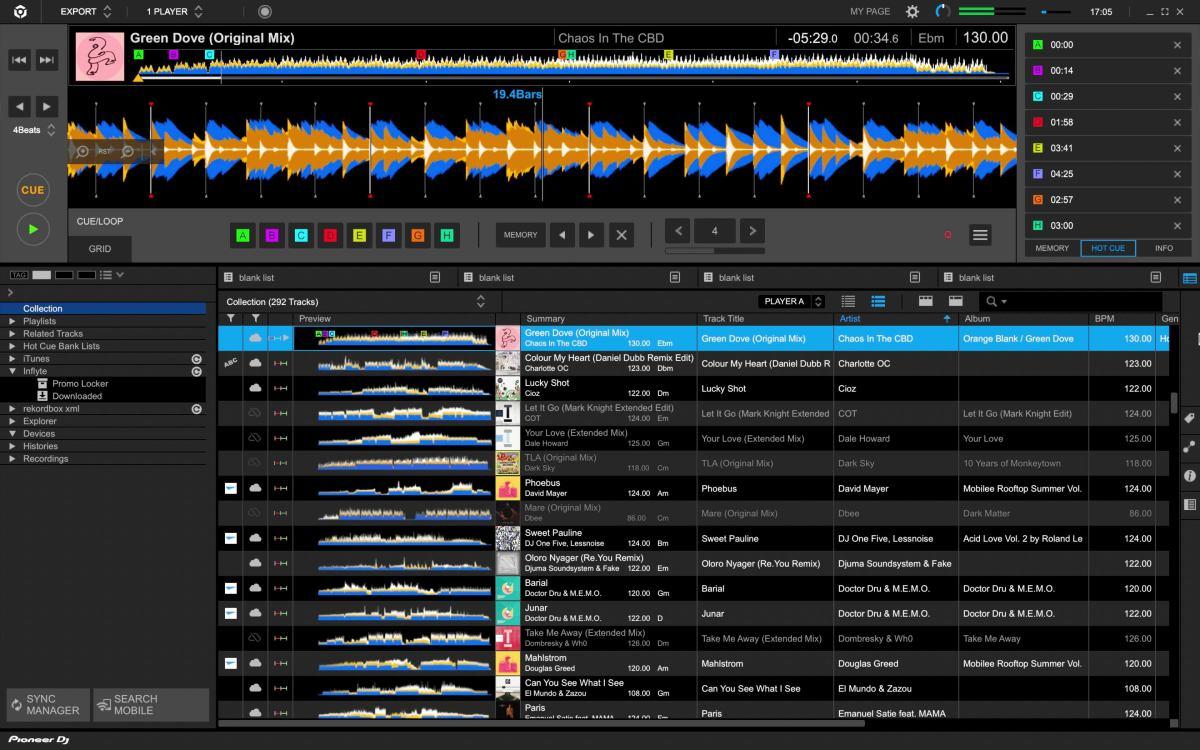 Pioneer DJ rekordbox 6.0