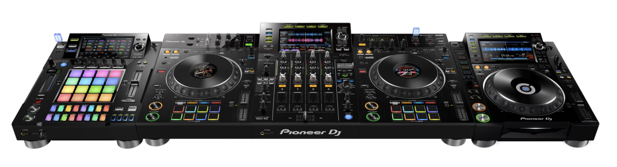 Evolve and build the ultimate DJing rig