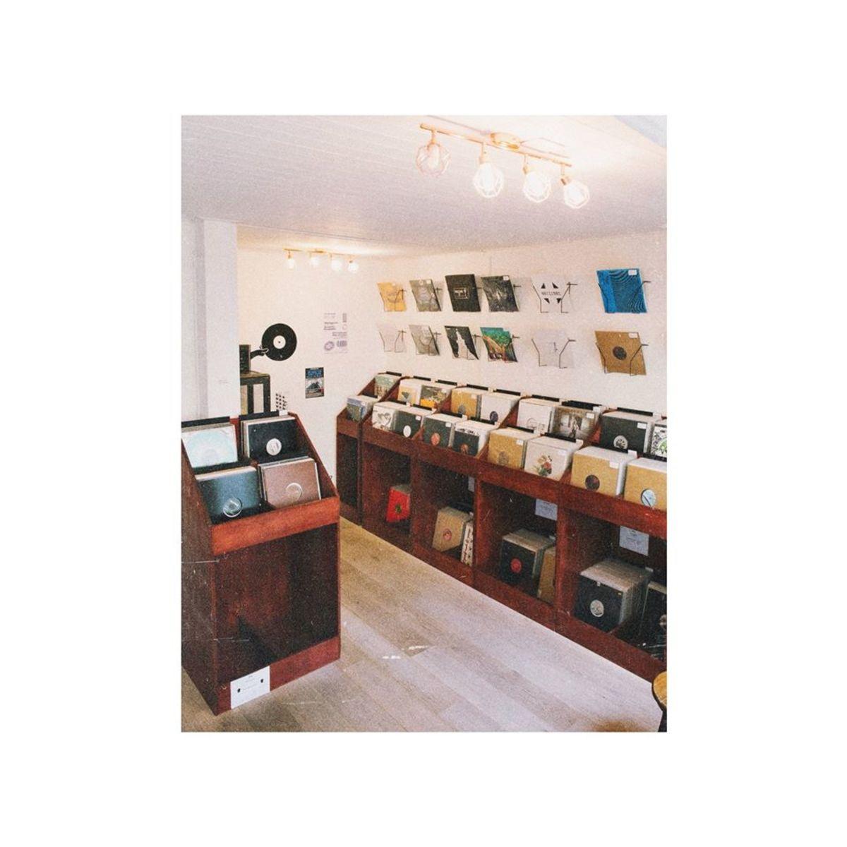 Sihl Records Store Vinyl