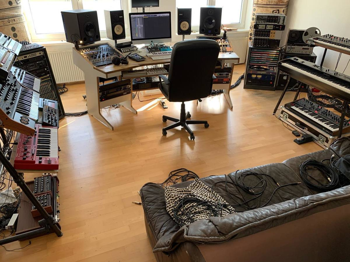 Einmusik Studio in Berlin