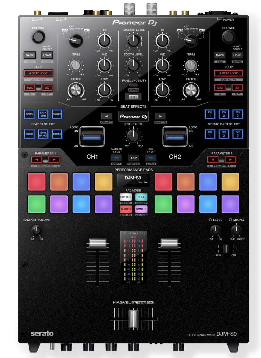 DJM-S9: Now $1499