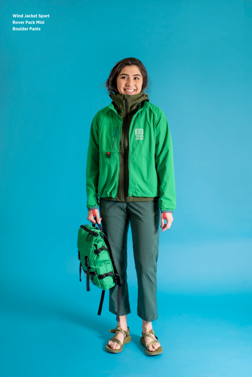 Spring is all about the layers, especially if you are in the high country. Be ready for anything in style.