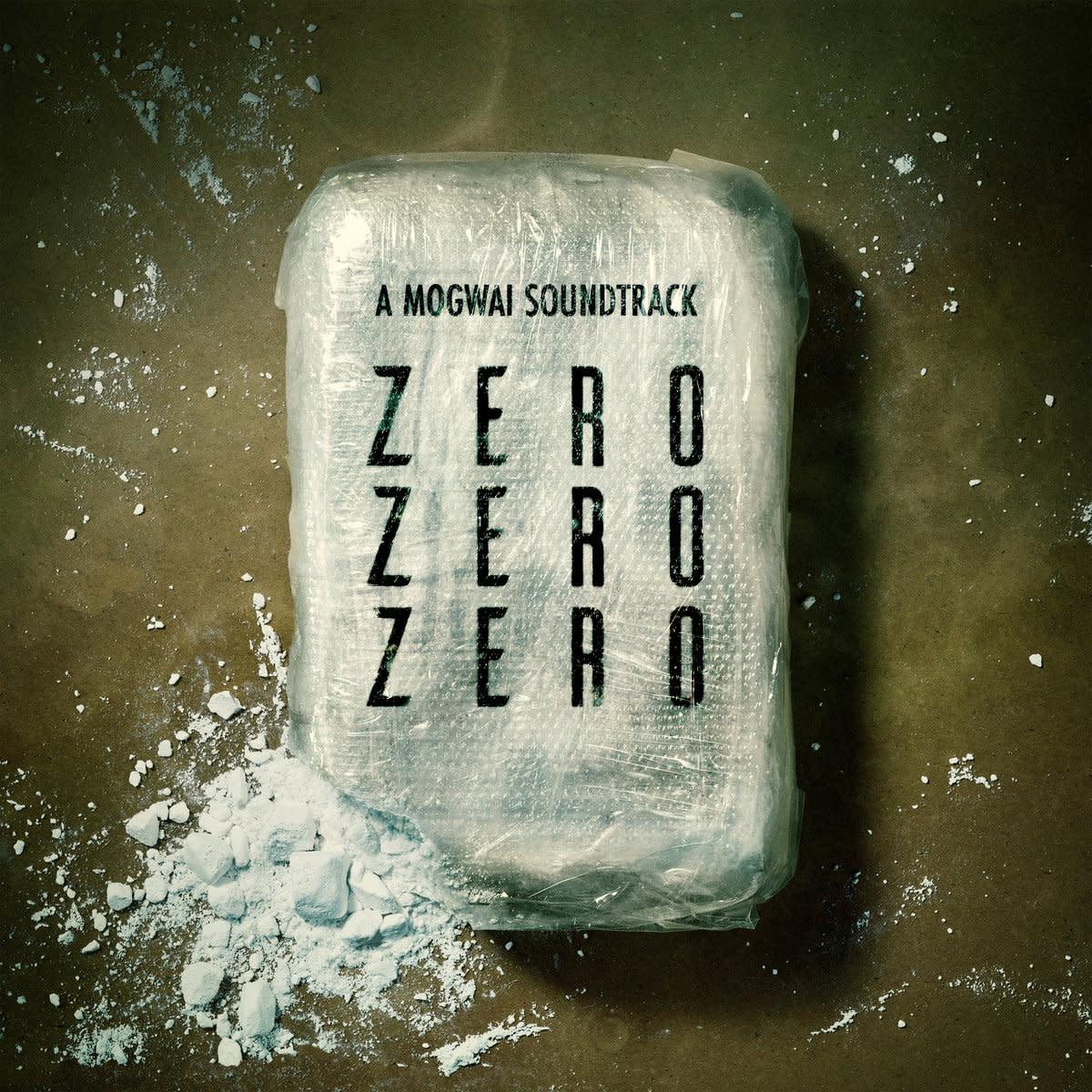 Mogwai ZeroZeroZero Soundtrack
