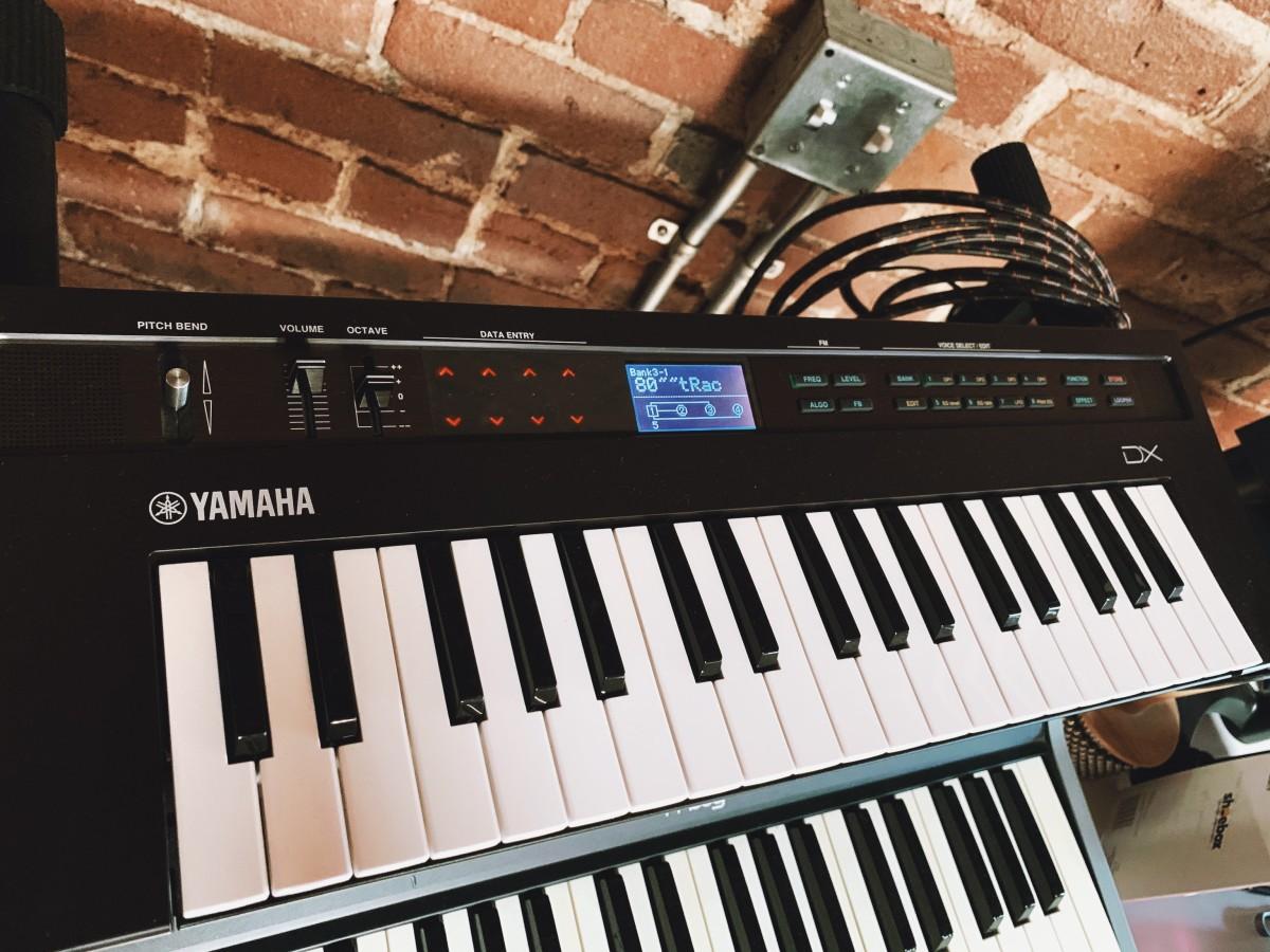 Amtrac Yamaha Reface DX