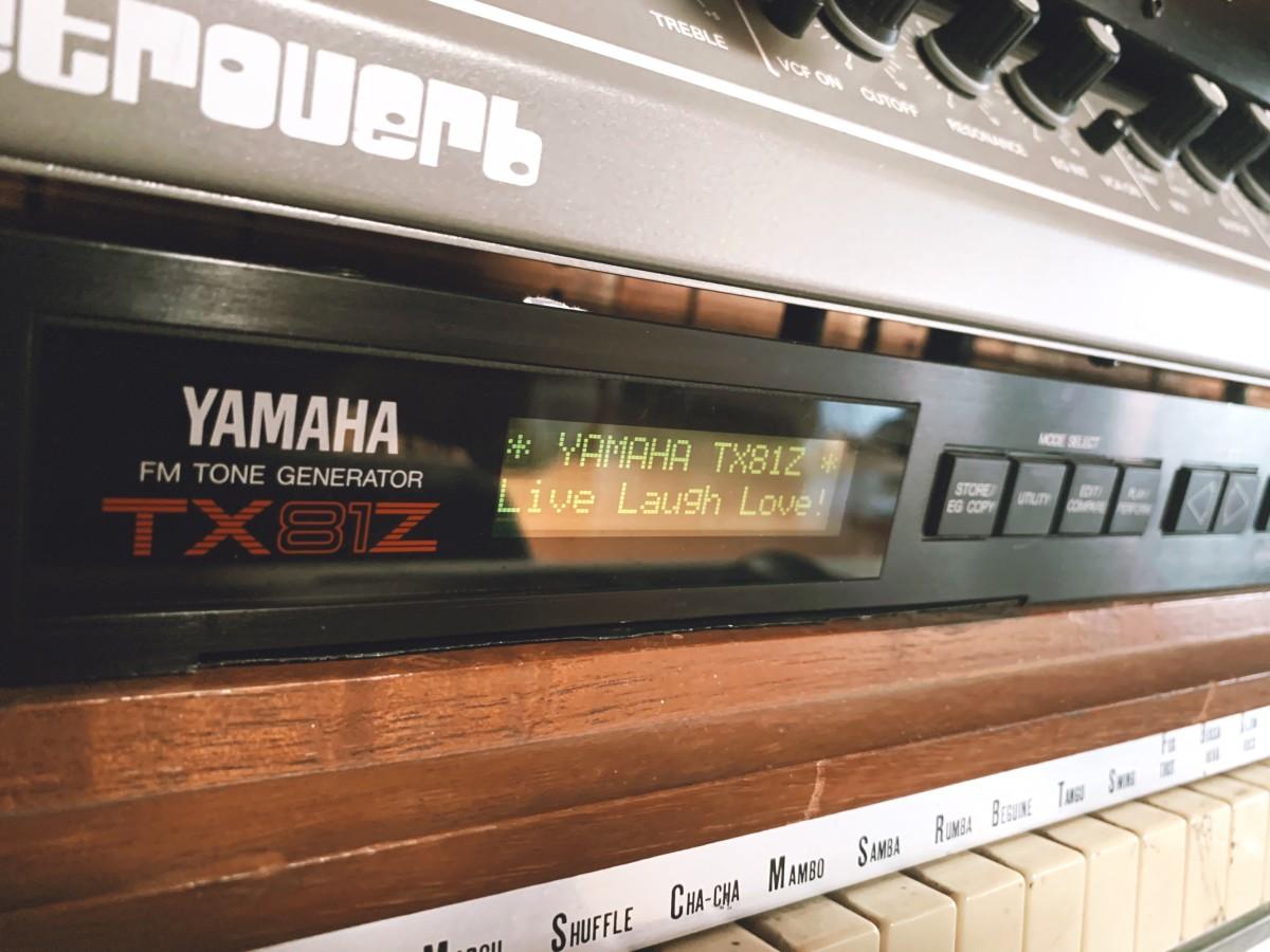 Amtrac Yamaha Tx81Z