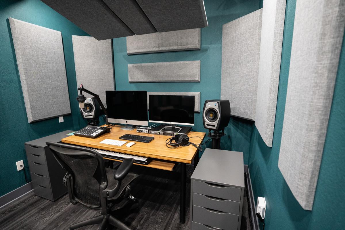 Magnetic Studios - Completed last summer, phew!