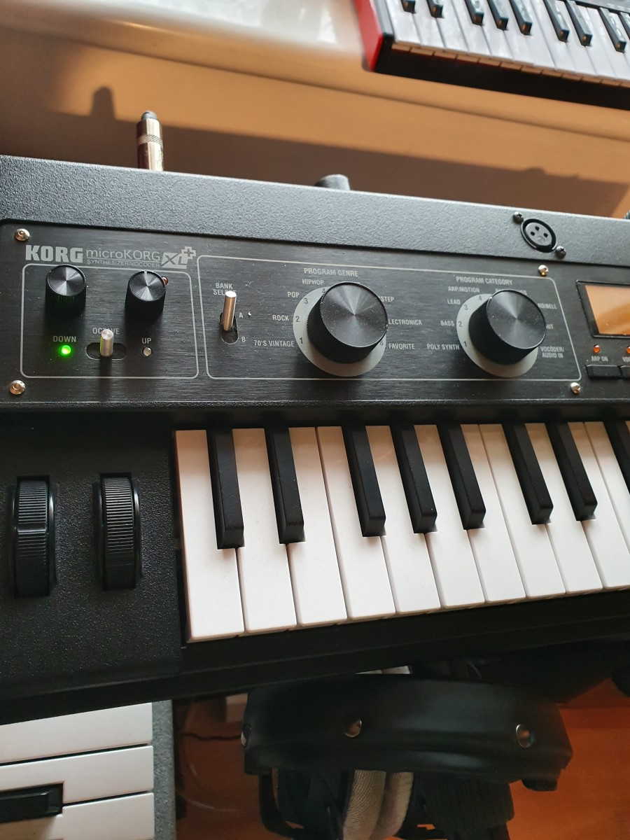 MicroKorg XL