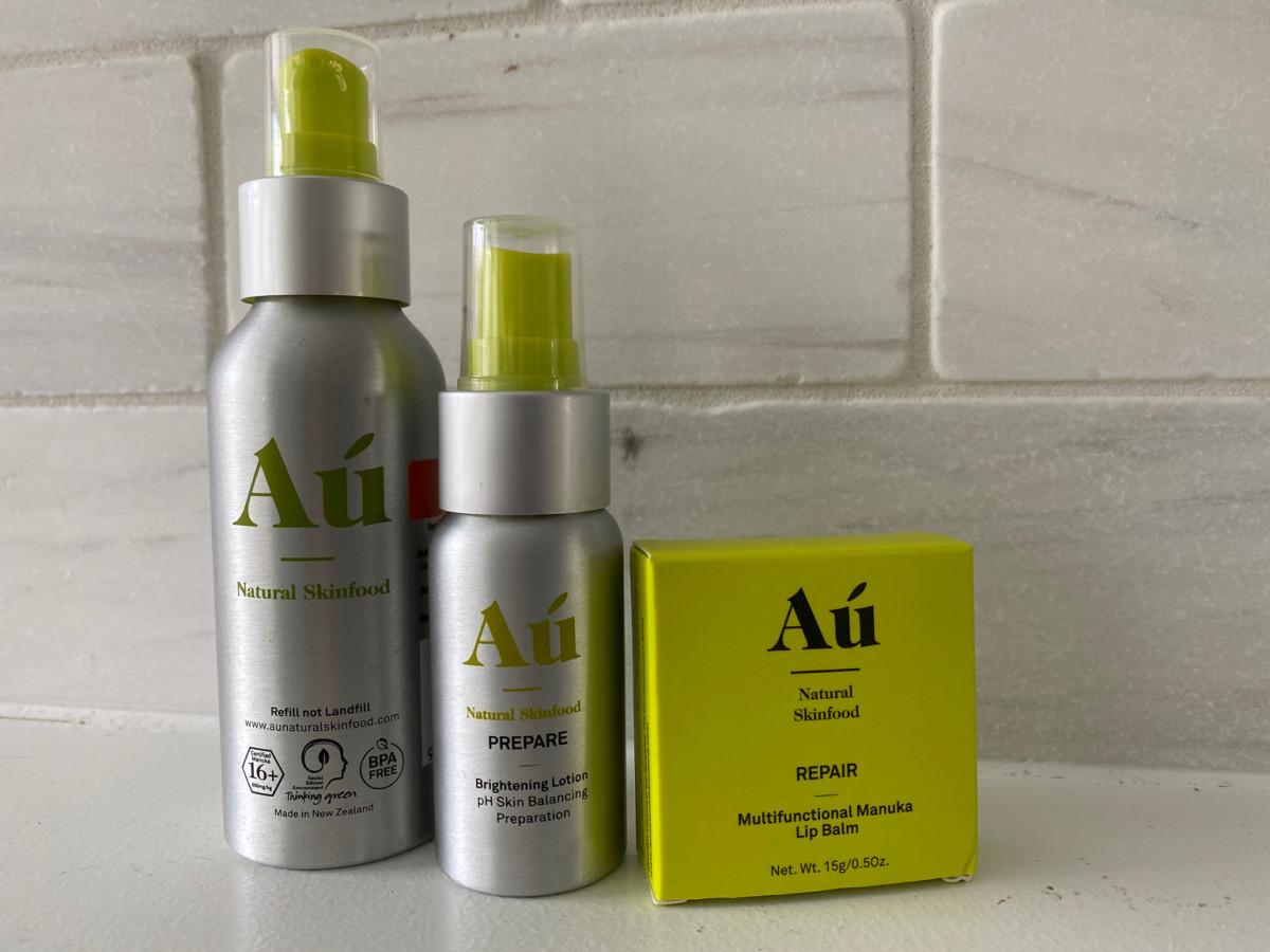 Au Natural sample pack