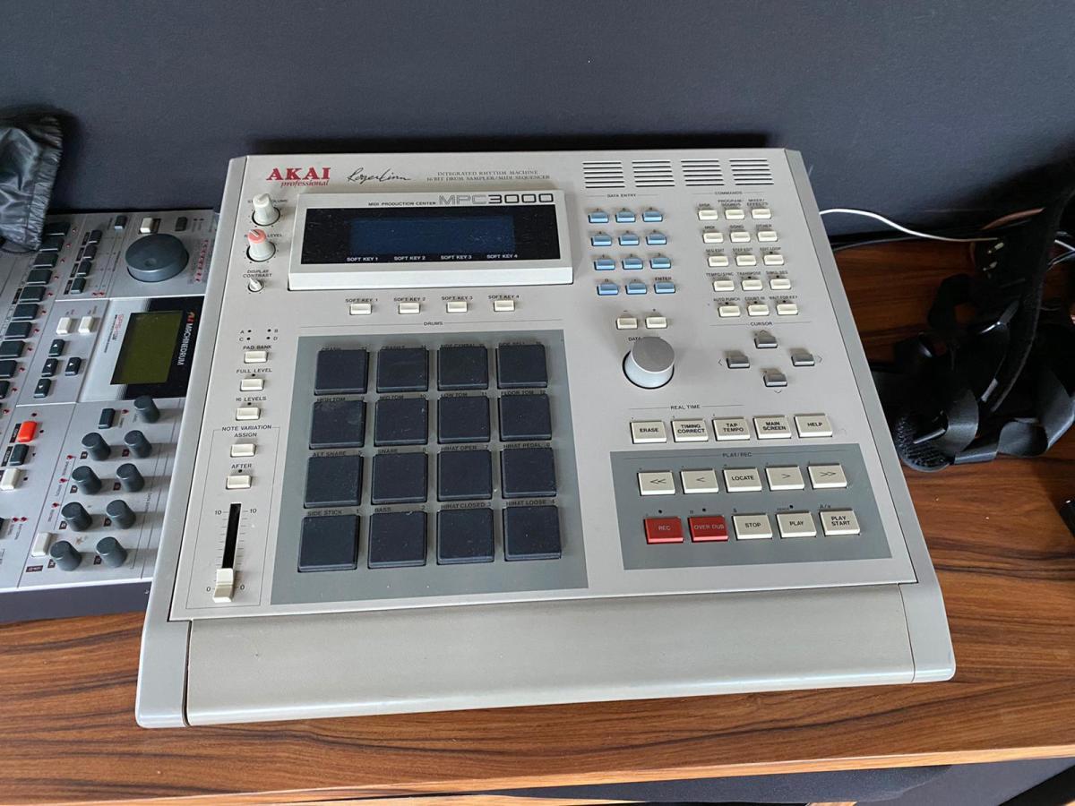 MPC 3000