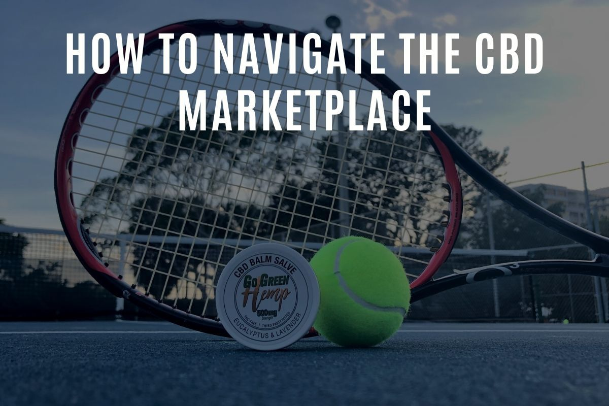 How To Navigate CBD Marketplace