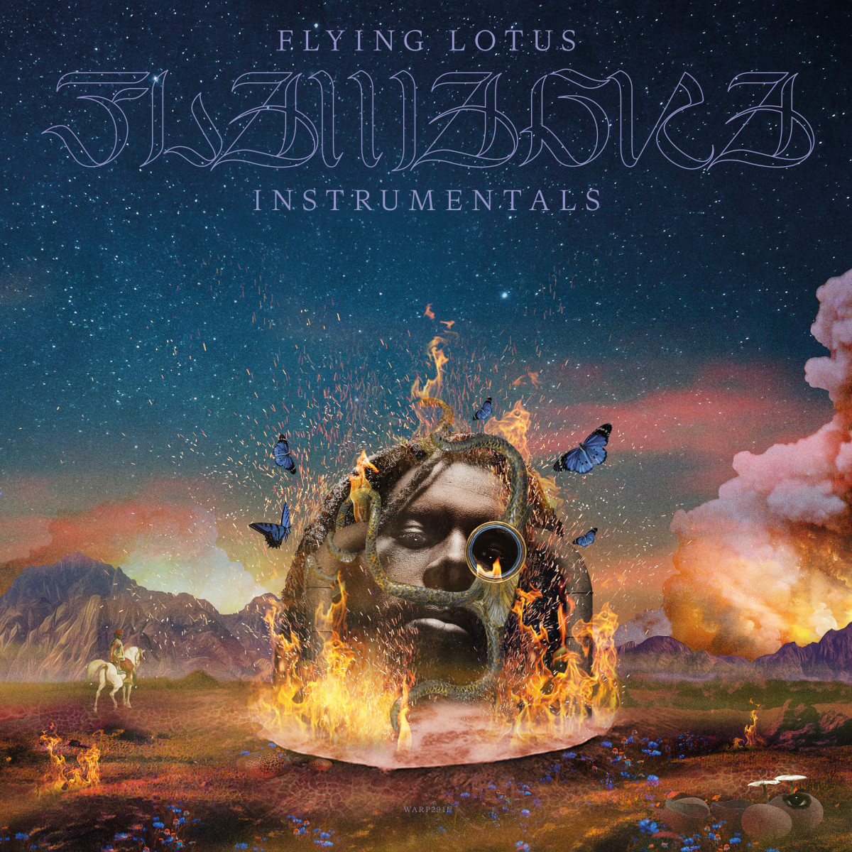 Flying Lotus Flamagra Instrumental