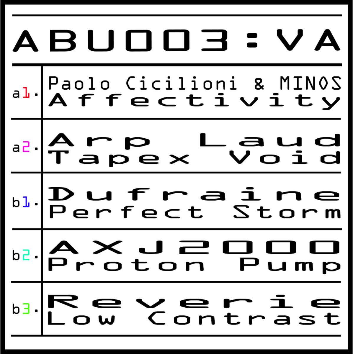 ABU003: VA