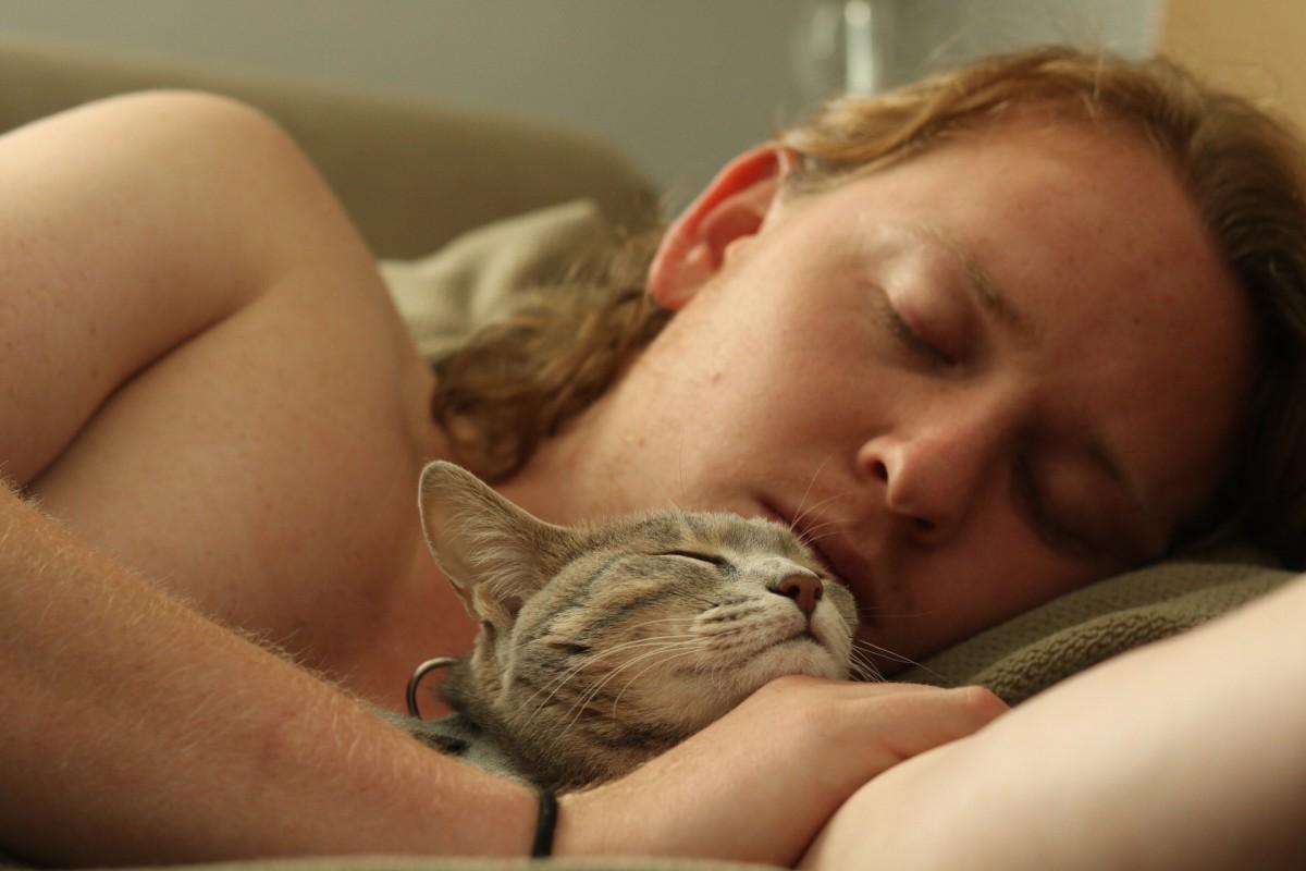 Jonah PC & cat squirt