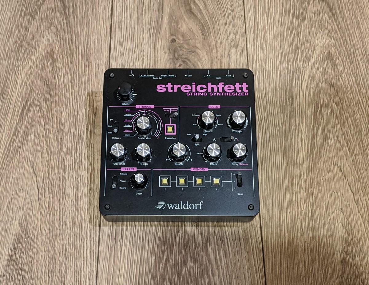 STREICHFETT