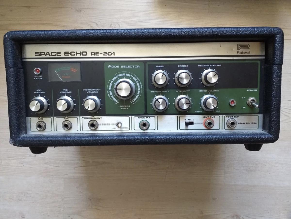 Roland RE-201 Tape Delay